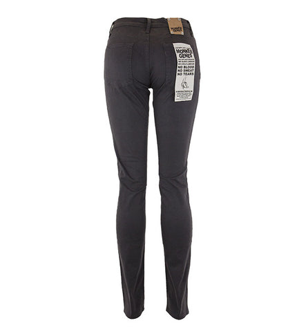 Classic Skinnies in Graphite Sateen by Monkee Genes (FS)