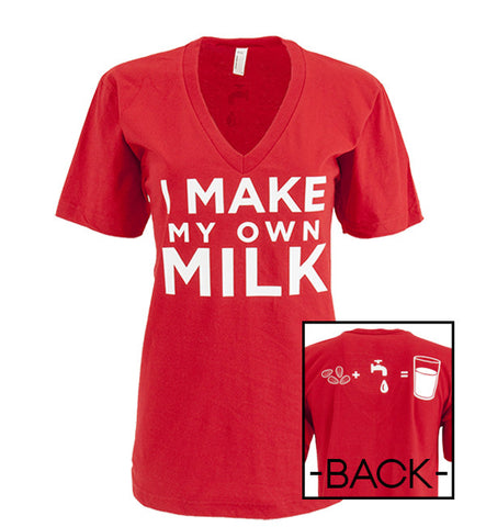 Make My Own (Almond) Milk Tee