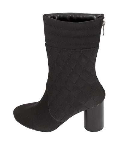Marie Boot in Black by Cri de Coeur
