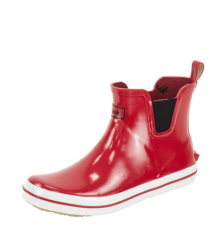 Sharon Lo Rain Boot in Red by Kamik