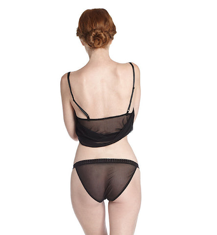 Airplay Mesh Bikini Panty by Between the Sheets (FS)