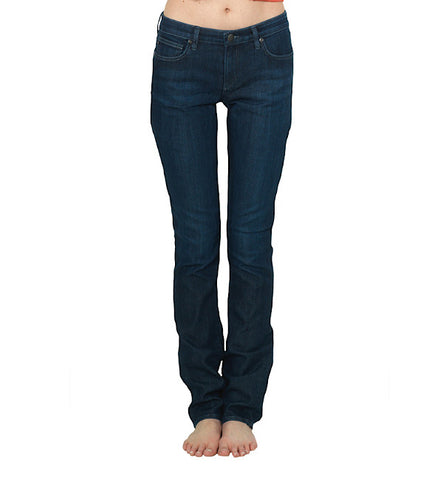Athena Straight Leg Jean in Sea Shore by Agave Denim (FS)