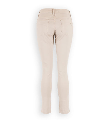 Audrey Ankle Skinnies in Sand by Beija-Flor