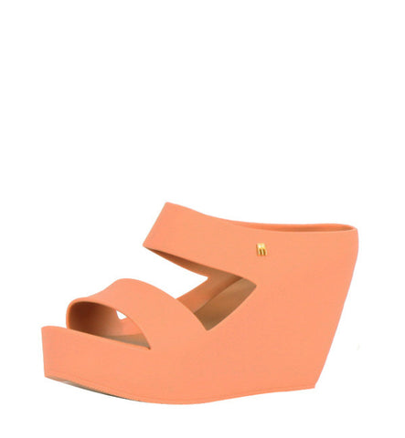 Creative Wedge in Tan by Melissa