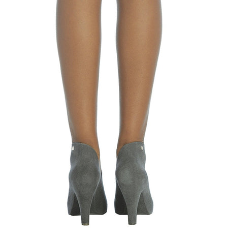 Drama Bootie in Gray by Melissa (FS)