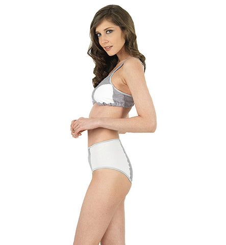 Elemental Panty in White by Brook There (FS)
