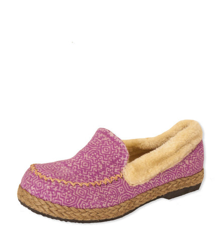 Erin Slipper in Pink Naga