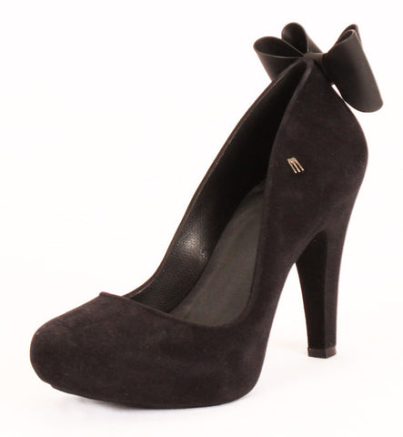 Incense Heel in Black by Melissa
