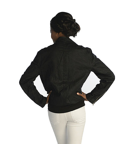 James Jacket in Black by Vaute Couture (FS)
