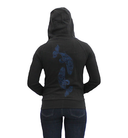 Sea Shepherd Hoodie in Black by HoodLamb (FS)