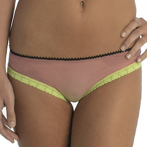 Lunar Ombre Panty in Pink by Clare Bare (FS)