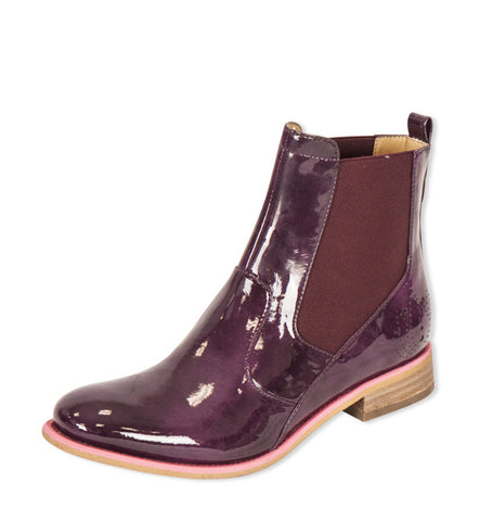 Matilda Boot in Raisin by Bourgeois Boheme (FS)