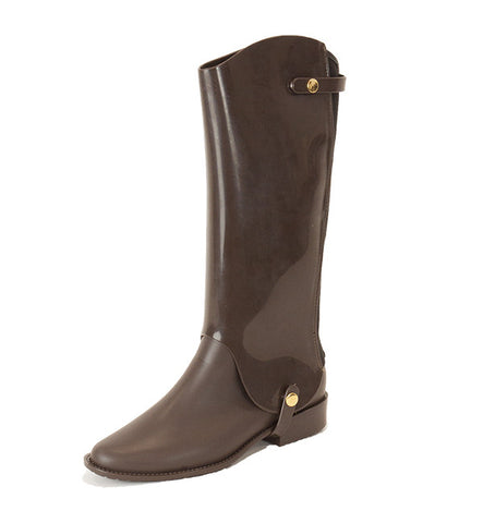 Riding Tall Boot in Brown by Melissa (FS)