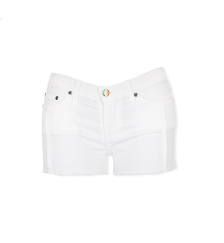 North Shore Shorts in White by Sonas