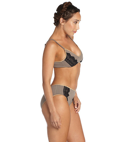 Organic Basics Hipster Panty in Taupe by Brook There (FS)