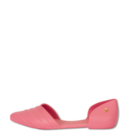 Petal Flat in Pink by Melissa