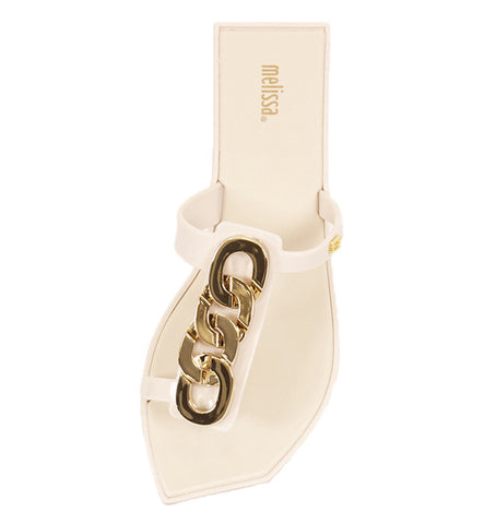 Pollen Sandal in White by Melissa (FS)