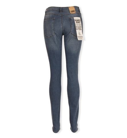 Silhouette Organic Skinnies in Bamboo Wash by Monkee Genes (FS)