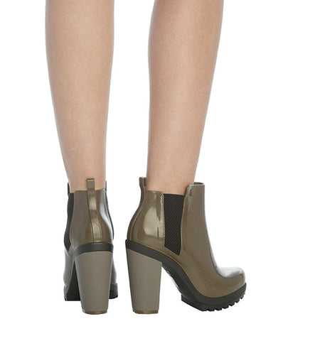 Soldier Bootie in Brown by Melissa (FS)