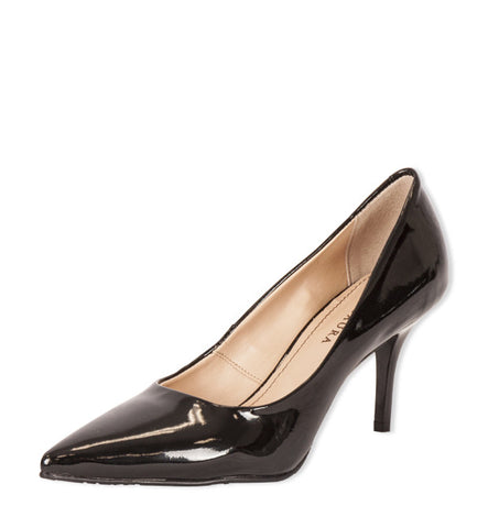 Victoria Heel in Black by Neuaura