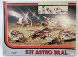 1960's BRAL Italy 90050 KIT ASTRO BRAL Spaceship Space Construction Erector Set - Continental Hobby House