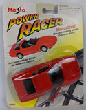 Vintage 1994 MAISTO 'Power Racer' Diecast Motorized FERRARI F40 Red Toy Car! NEW - Continental Hobby House