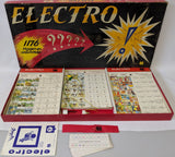 RARE Vintage ELECTRO Electronic Question & Answer Game by Jumbo, Holland - Continental Hobby House