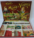 ULTRA RARE Vintage Spear's THE MODEL VILLAGE Playset, Spear Works, Germany - Continental Hobby House