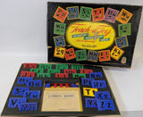 ULTRA RARE Vintage TEACH-A-TOY Teaching Aid Game Set by Hasbro / Hassenfeld - Continental Hobby House