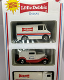 1994 Mattel Little Debbie Diecast Collectible set - Continental Hobby House