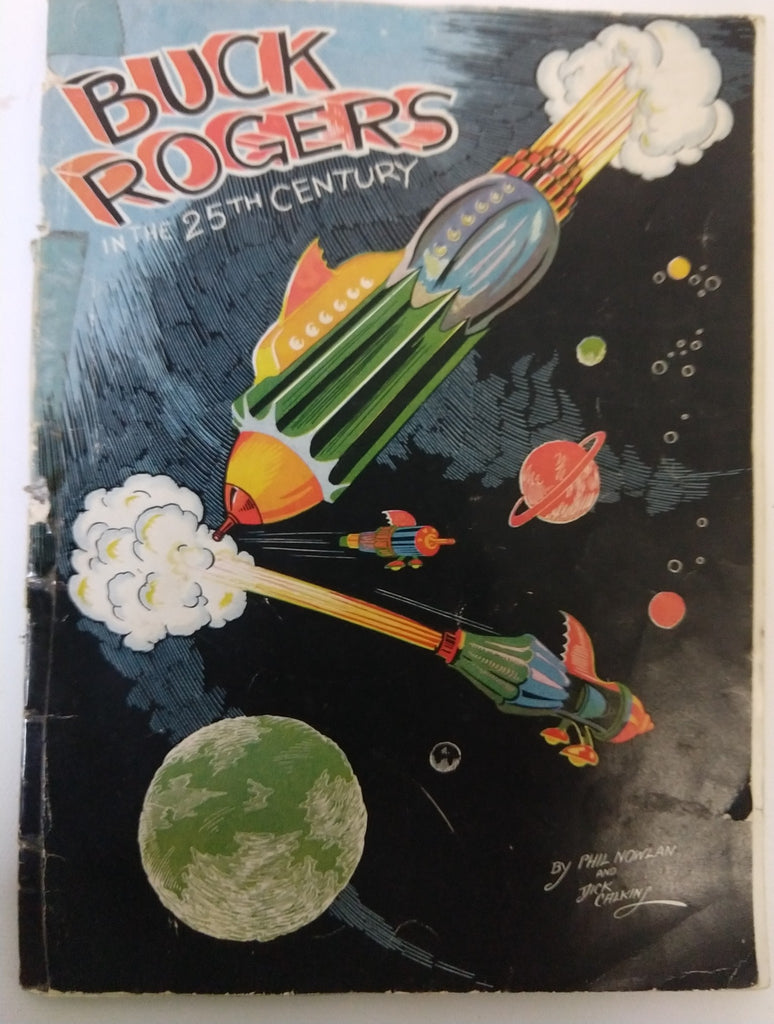 Rare 1933 Edition of Buck Rogers Kelloggs Premium Comic. - Continental Hobby House