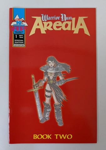 Antarctic Press Sept. 1995 WARRIOR NUN: AREALA Special Edition #1 - Book 2