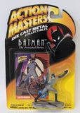 KENNER Action Masters BATMAN Animated Series CATWOMAN Action Figure, SEALED!