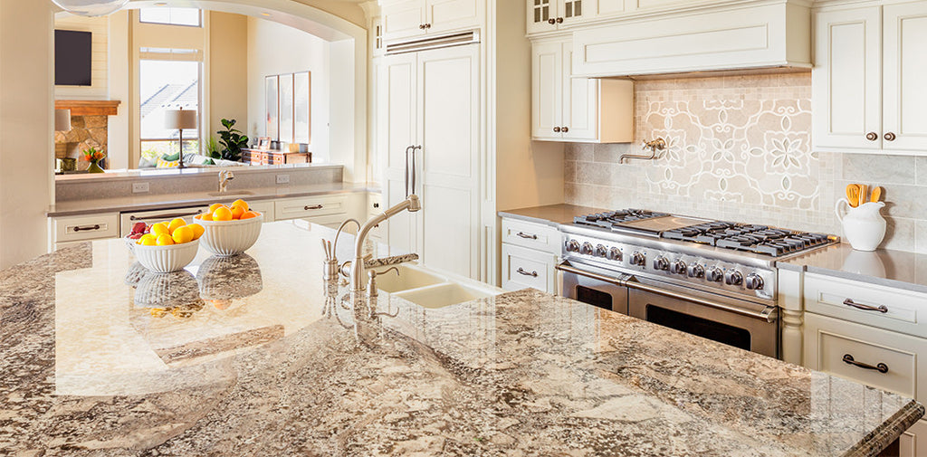 How to Make Granite Shine
