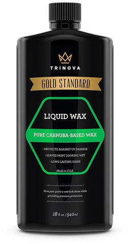Liquid Carnauba Car Wax