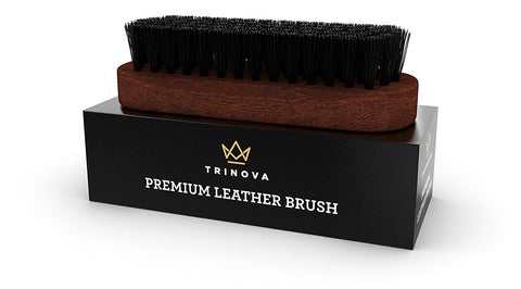 Leather Brush