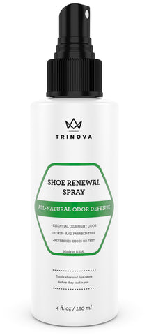 Natural Shoe Deodorizer