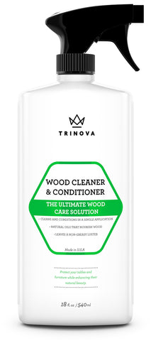 Wood Cleaner & Conditioner