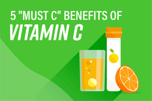 "5 ""Must C"" Benefits of Vitamin C"