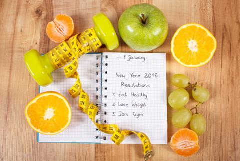 Get in Shape this Year: 7 Easy Changes to Keep Your 2016 New Year's Resolution