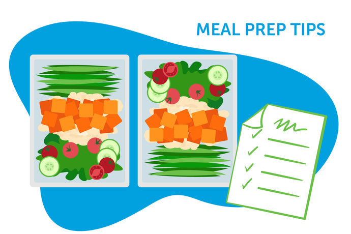 Why You Should Meal Prep and Four Must-Have Tips