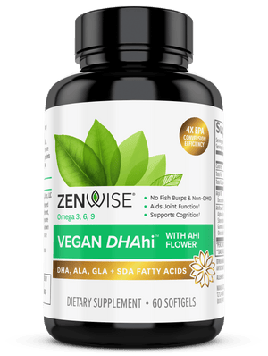 Load image into Gallery viewer, Zenwise Products 60 Vegan DHAhi®