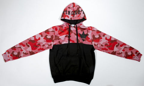 Lx Camo in Red