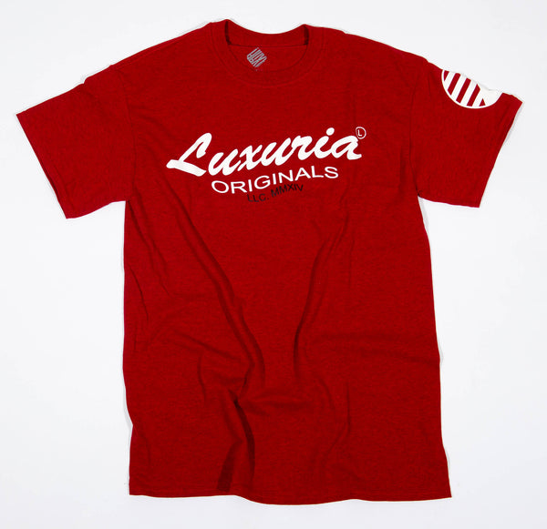 Motion Tee '14 - Antique Red