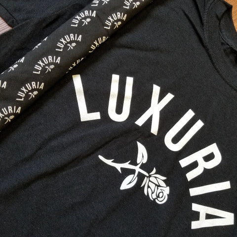 Lux Rose tee Pack