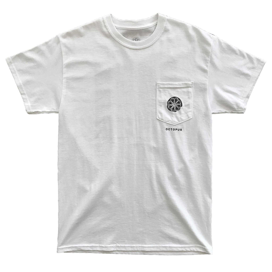 Octopus Front Deck Pocket Tee