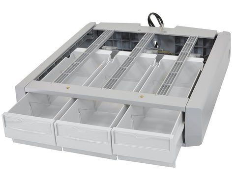 Ergotron SV43/44 Supplemental Triple Drawer 97-849
