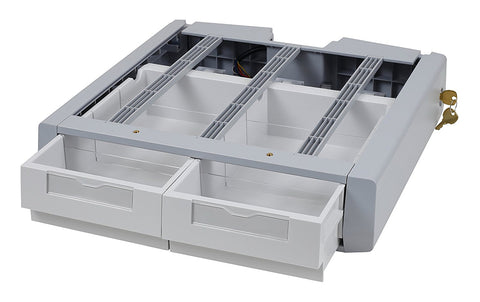 Ergotron Styleview Supplemental Drawer Sv43/44 Double 97-983
