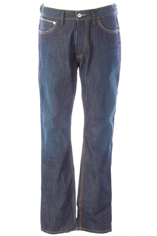 BLUE BLOOD Men's AIM Cooked Selvedge Denim Jeans MW07D01 $250 NWT