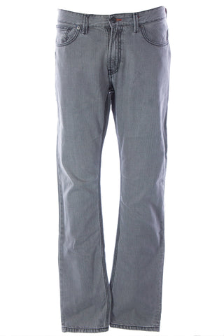 BLUE BLOOD Men's AIM GO Grey Denim Jeans MBLS0741 $250 NWT